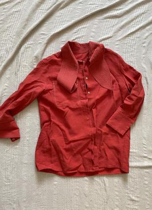 Рубашка манго, overshirt mango