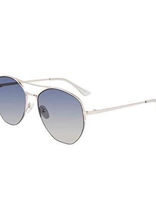 Стильные очки авиаторы calvin klein оригинал