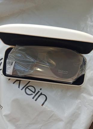 Стильные очки авиаторы calvin klein оригинал7 фото