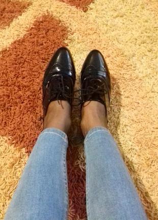 Брендовые туфли clarks.