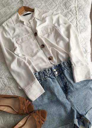 Шикарная блуза рубашка , как новая