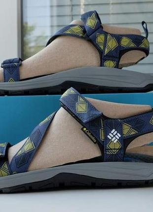 Мужские сандалии columbia wave train