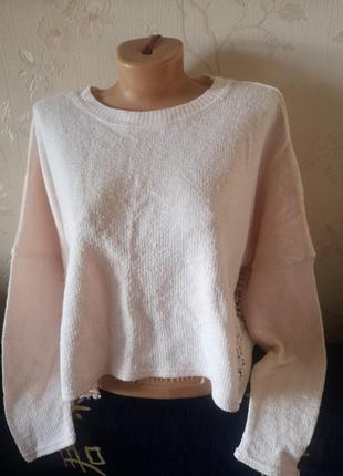 Легкий свитер оверсайз англ.фирмы taylor&sage р.s