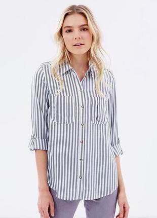 Блузка в полоску dorothy perkins