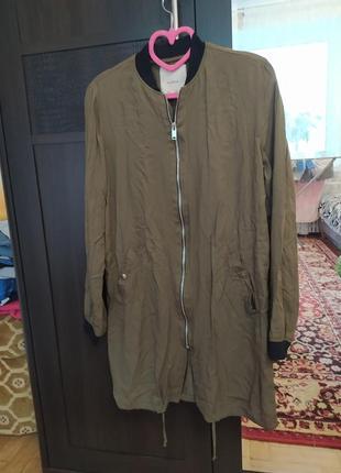 Куртка, парка,  ветровка pull&bear