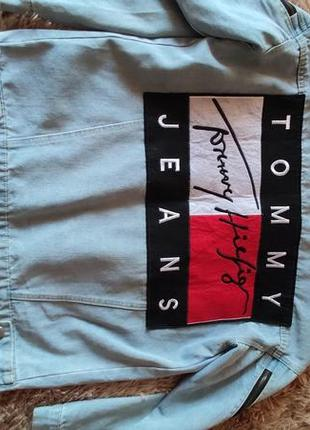 Джинсовка/джинсовая куртка