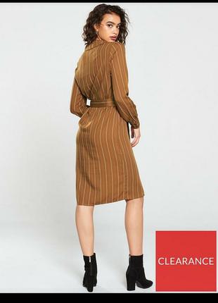 Шикарное платье рубашка by very