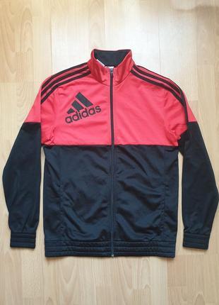 Детская кофта adidas оригинал для мальчика (свитер, толстовка, олимпийка адидас)