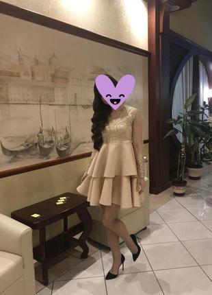 Продам элегантное платье на выход
