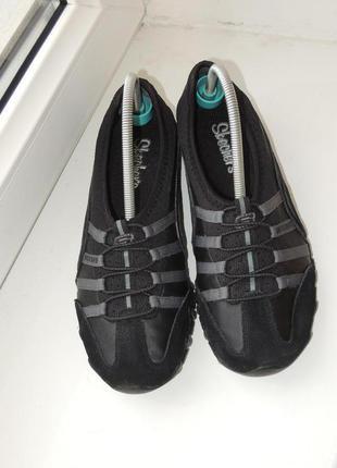 Спортивные туфли кроссовки skechers р.34-35 (22,5 см)