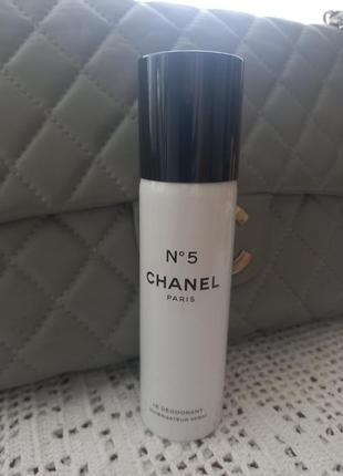 Chanel # 5 дезодорант-спрей , оригинал , 70 - 80 мл из 100 мл