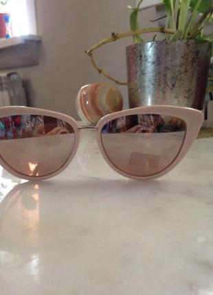 Стильные зеркальные солнцезащитные очки. торг.6 фото