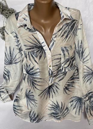 Нежная воздушная блуза