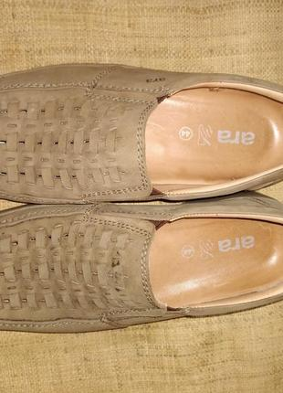 44р-29-30 см кожа  туфли ara3 фото
