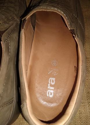 44р-29-30 см кожа  туфли ara4 фото