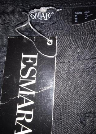 Джинсы классика черные esmara джинси германия бойфренд німеччина4 фото