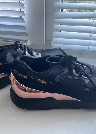 Супер кросівки puma muse2 фото
