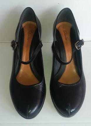 Красивые, удобные кожаные туфли
