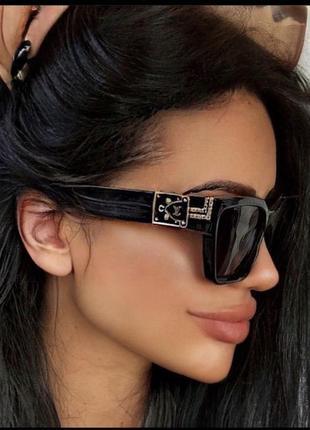 Тренд лета очки в стиле луи витон2 фото