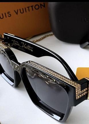 Тренд лета очки в стиле луи витон4 фото