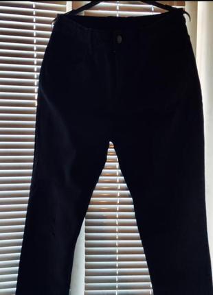 Джинсы классика черные esmara джинси германия бойфренд німеччина2 фото