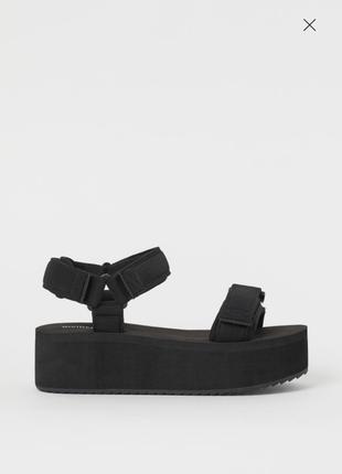 Босоножки сандалии h&m в наличии!!