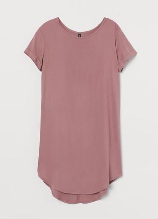 Новое платье h&m из натуральной ткани