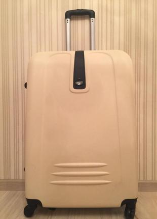 Большой чемодан польша оригинал,самовывоз ,доставка бесплатно