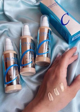 Тональный крем collagen moisture foundation spf15