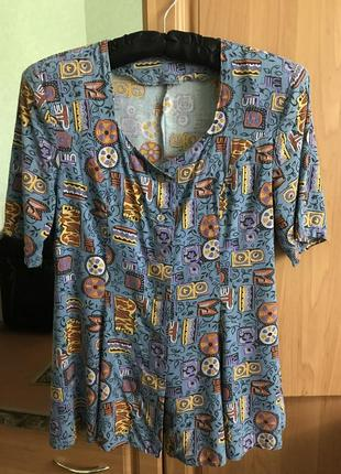 Винтажная блузка h&m