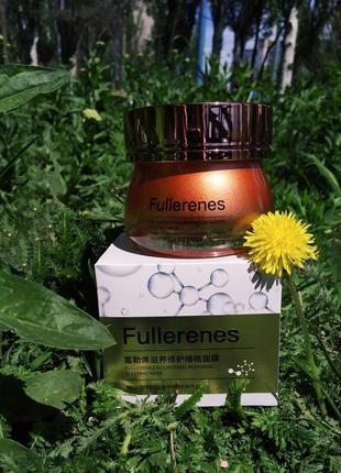 Ночная маска для лица ying-z-se fullerenes sleeping mask 120 g
