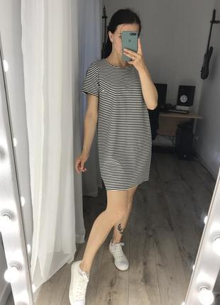 Платье в полоску esmara