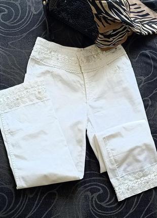 Джинси штани капрі