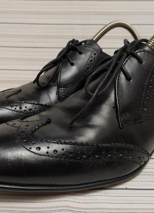 Туфлі туфли броги дерби оксфорды монки лоферы moss london
