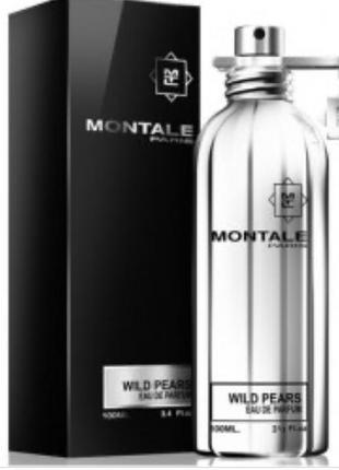 Montale wild pears туалетная вода , духи , парфюм