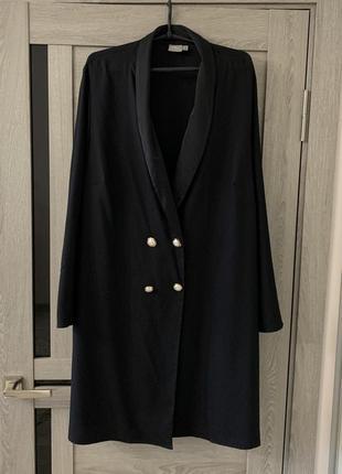 Платье пиджак жакет