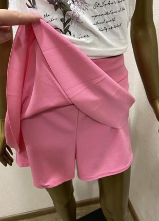 Юбка шорты тенниска4 фото