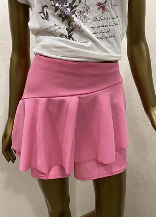 Юбка шорты тенниска6 фото