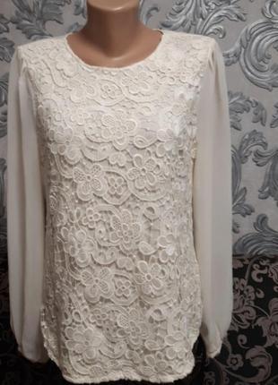 Блузка размер:s1 фото