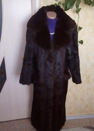 Натуральная норковая шуба/шуба/пуховик/пальто/куртка/норковая шуба/юбка/джинсы/платье9 фото
