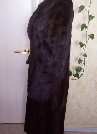 Натуральная норковая шуба/шуба/пуховик/пальто/куртка/норковая шуба/юбка/джинсы/платье3 фото