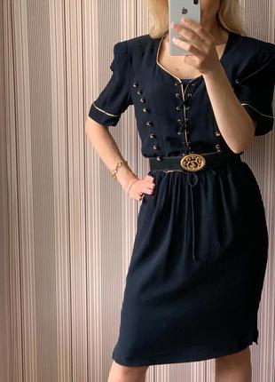 Платье винтаж escada4 фото