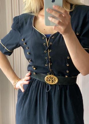 Платье винтаж escada7 фото
