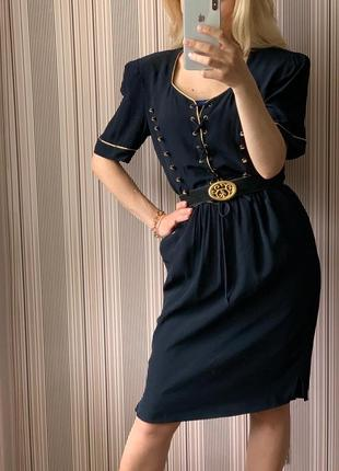 Платье винтаж escada6 фото