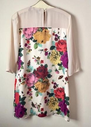 Нежное платье от ted baker р.22 фото