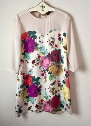 Нежное платье от ted baker р.21 фото