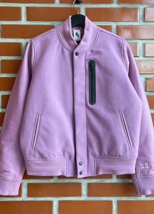 Nike 908642-571 оригинал женская куртка бомбер размер m найк б у