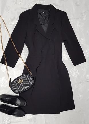 Платье-пиджак, платье