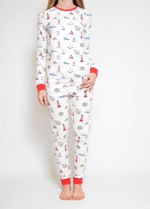 Очень классная пижама на мальчика 13-14 лет хб