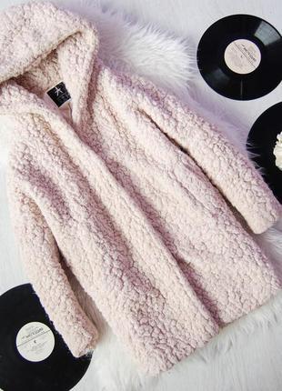 Шубка-пальто буклированная | atmosphere |